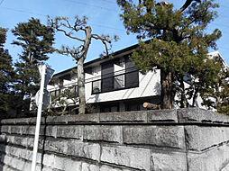 ハイツアヅミノ[2階]の外観