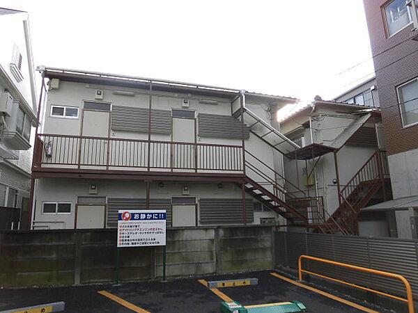 杉原ハイムA棟 2階の賃貸【東京都 / 豊島区】