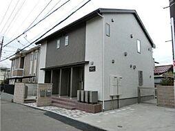 東京都小金井市本町4丁目の賃貸アパートの外観