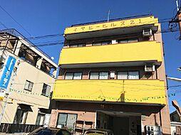 雅ーヒルズ21[3階]の外観
