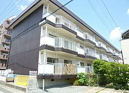 静岡県浜松市中区幸5丁目の賃貸マンションの外観