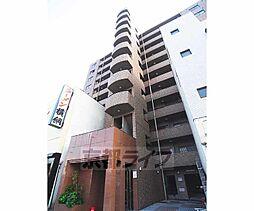 京都府京都市下京区下長福寺町の賃貸マンションの外観