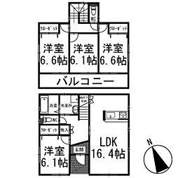 男川駅 12.0万円
