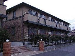 千葉県野田市みずき2丁目の賃貸アパートの外観