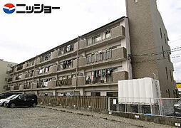 アクセスヒル[3階]の外観