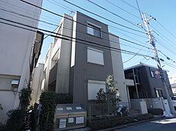 東京都町田市中町1丁目の賃貸マンションの外観