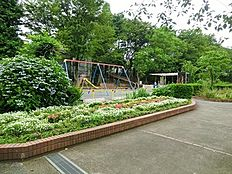 周辺環境:駒繋公園