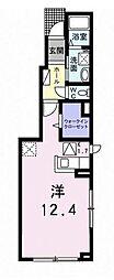 プリメーラIII[1階]の間取り