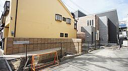 兵庫県神戸市兵庫区松原通3丁目の賃貸アパートの外観