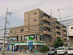 京都府京都市伏見区北端町の賃貸マンションの外観