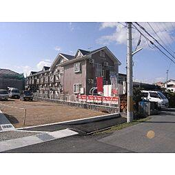 奈良県天理市東井戸堂町の賃貸アパートの外観