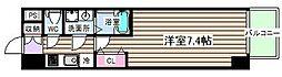 サムティFUKUSHIMAPORTA RH[9階]の間取り