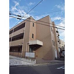 埼玉県さいたま市浦和区元町3丁目の賃貸アパートの外観