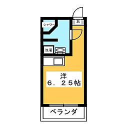 ROOMS[1階]の間取り