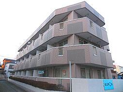 サンアジュール[1階]の外観