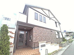 兵庫県神戸市東灘区魚崎南町3丁目の賃貸アパートの外観