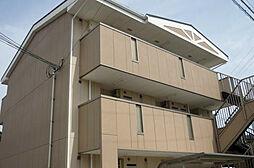 セイバリー東矢倉[3階]の外観