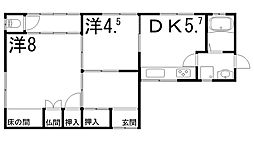 東二見駅 4.0万円