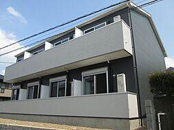 ベルメント東平賀[202号室号室]の外観