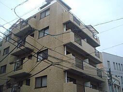 広島県広島市南区稲荷町の賃貸マンションの外観