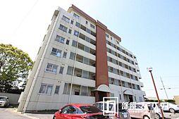 愛知県豊田市中根町永池の賃貸マンションの外観