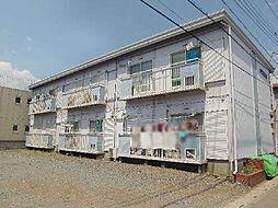 メゾン岸田B[102号室]の外観