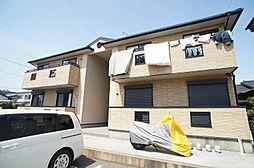 福岡県古賀市今の庄1丁目の賃貸アパートの外観
