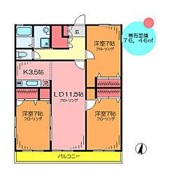 六町駅 11.0万円