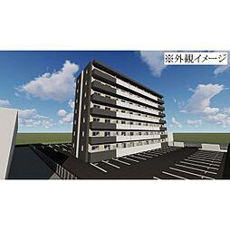 (仮)広丘高出ブレインマンション[6階]の外観