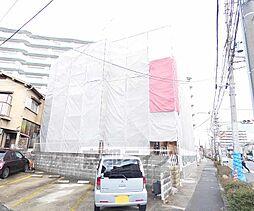 京都府京都市伏見区淀木津町の賃貸アパートの外観