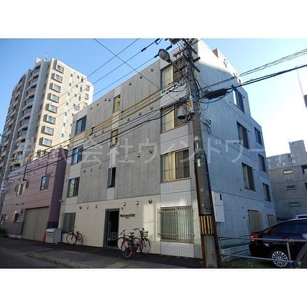 Park Lane N7W12 1階の賃貸【北海道 / 札幌市中央区】