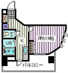 埼玉県さいたま市南区辻8丁目の賃貸マンションの間取り