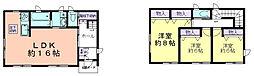 [一戸建] 東京都東久留米市前沢3丁目 の賃貸【/】の間取り
