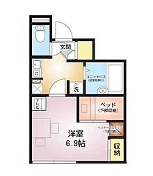 黒井駅 4.7万円