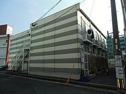 レオパレスTAKAYAMA[1階]の外観