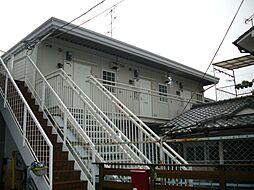 スパローハイツI[2階]の外観