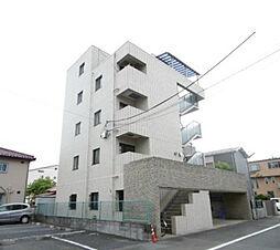 東京都八王子市田町の賃貸マンションの外観