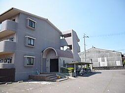 岐阜県各務原市鵜沼古市場町4丁目の賃貸マンションの外観