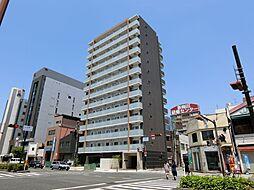 レジディア大阪福島[11階]の外観
