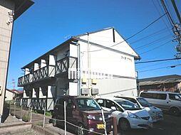 コーポアサヒ[1階]の外観