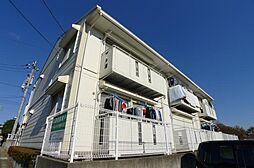 パールハイツ岩井35[2階]の外観