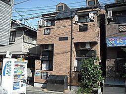 十二九竹下館[2階]の外観