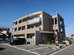 兵庫県明石市大久保町西島の賃貸マンションの外観