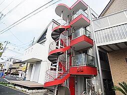 ル・シエル西新井[2階]の外観