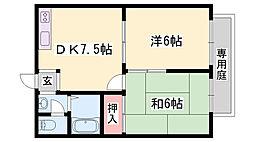 平松駅 3.5万円