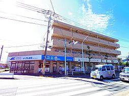 東京都東大和市南街1丁目の賃貸マンションの外観