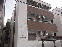 フジパレス山之内VIII番館[3階]の外観