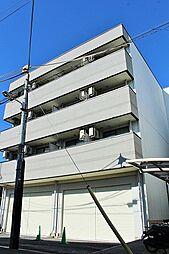 黒川太子橋マンション ネット無料リノベ部屋[205号室]の外観