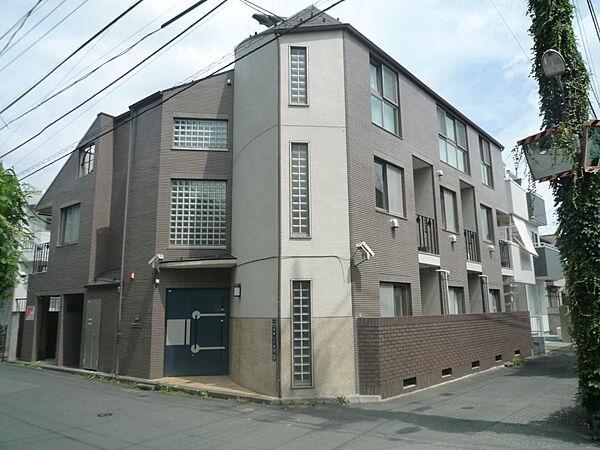 東京都小金井市本町2丁目の賃貸マンション