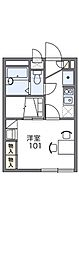 Shinmey[2階]の間取り